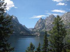 Grand Teton Nationalpark - Taggart Lake