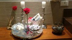 kit para banheiro - casamento