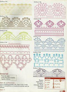 Artesanato: Crochê, Tricô, Bordados, Pintura em Tecido e Artesanato com Reciclagem