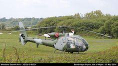 Westland Gazelle AH1 - XZ329-G-BZDY by graham.wood.14661