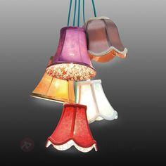 """Designer hængelampe """"Saloon Flowers 5"""" sikker og bekvem online bestilling hos Lampegiganten.dk."""