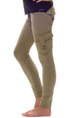 Bamboo Pocket Legging