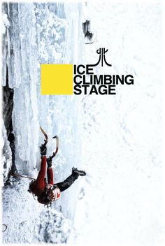 cover-ice-climbing-stage Ice Climbing, Stage, Glamping, Adventure, More, Movie Posters, Outdoor, Outdoors, Go Glamping