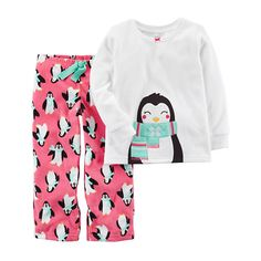0261201ad Carter s 2-pc. Pajama Set Baby Girls - JCPenney
