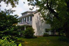 Historic Woodfield House c.1900
