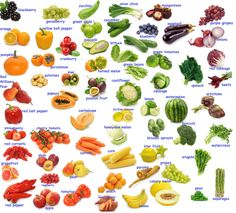 Fruits and Vegetables Vocabulary in English - ESLBuzz Learning English English Tips, English Food, English Study, English Class, English Lessons, Learn English, Food Vocabulary, Grammar And Vocabulary, English Vocabulary