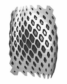 Parametric Design, Parametric Architecture, Architecture Diagrams, Architecture Portfolio, 3d Texture, Texture Design, 3d Pattern, Pattern Design, Cool Patterns