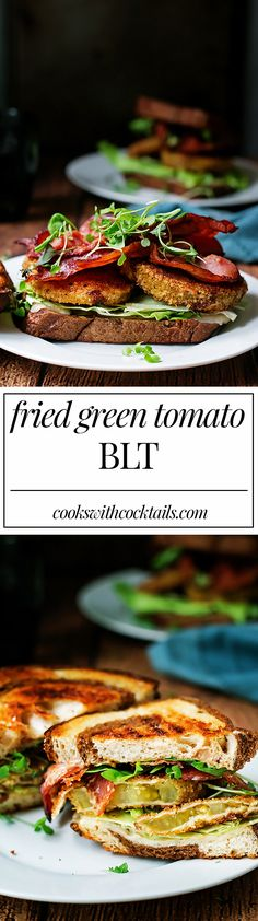 Fried Green Tomato B