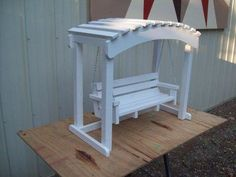 Handcrafted furniture for American Girl  by PineGroveWoodshop, $75.00