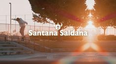 DARKSTAR WELCOMES SANTANA SALDANA: Source: Darkstar Skateboards on YouTube