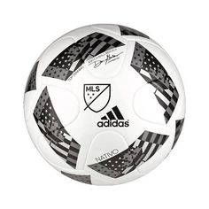 adidas Performance 2016 NFHS MLS Top Training Soccer Ball