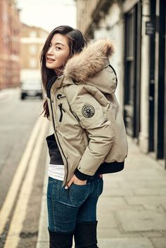 Jeon Ji Hyun For Outdoor Brand NEPA | Couch Kimchi