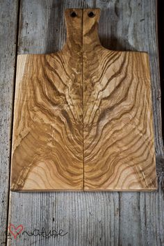 Twin chopping and serving boards