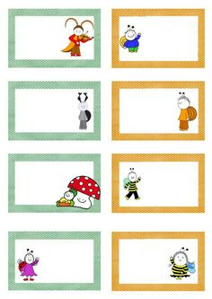 Woodland Theme, Filofax, 2nd Birthday, Kids Learning, Crafts For Kids, Kids Rugs, Printables, Templates, Cartoon