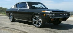 1971 Toyota Crown Coupe