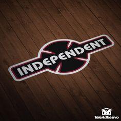 Aufkleber Independent Truk Company 2