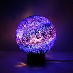 Night Light Milky Way 20 cm galaxy lamp space Galaxy Decor, Galaxy Art, Table Lamps For Bedroom, Room Ideas Bedroom, Lamp Table, Galaxy Bedroom Ideas, Galaxy Lights, Star Night Light, Cute Car Accessories