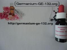 Organisches GERMANIUM GE 132: 150 mg. 10 ml. Elixier: Badezusatz, Düngemittel