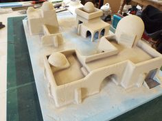 Wargaming terrain and scenery. Custom scenic model making and mould making. Star Wars Games, Star Wars Art, Lead Adventure, Imperial Assault, Tabletop, Star Wars Design, Star Wars Models, Wargaming Terrain, Military Diorama