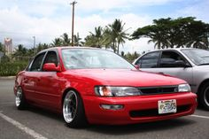 Toyota Corolla 1994 JDM