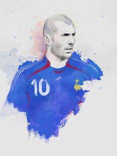 zidane Diego Fernandez on Behance Football Icon, Real Madrid Football, Football Art, World Football, Football Players, Football Stuff, Soccer Art, Soccer Guys, Drawing Sites