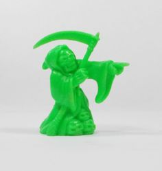 Monster In My Pocket - Series 2 - 67 Spectre - Neon Lime - Mini Figure