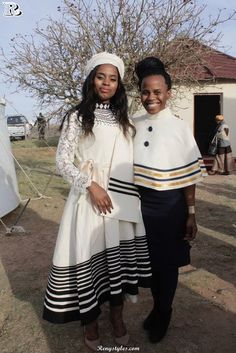 Latest 25 Traditional Xhosa Dresses Wedding For The Bride 2018