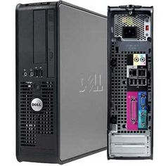 Windows 7 Dell Optiplex 745 Pentium D 28ghz 2GB DVD 80GB Desktop PC ** Learn more by visiting the image link.