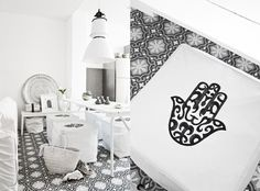 a touch of Marrakesh in your own home