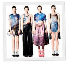 PPR buys Christopher Kane - No Cigar Magazine Christopher Kane, Technical Textiles, Diy Galaxy, Ppr, Galaxy Print, My Style, Fashion Design, Inspiration, Outfits