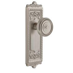 double key door knob http retrocomputinggeek com pinterest