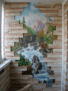 Strategic wall painting is one of the most convenient ways to open your residence with minimal initiative as well as investment. Make your walls the celebrity of your home by means of these special wall painting ideas.