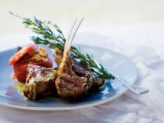 Grilled lamb recipes include grilled lamb chops with roasted garlic and juicy lamb burgers. Plus more grilled lamb recipes. Greek Recipes, Wine Recipes, Cooking Recipes, Serbian Recipes, Dishes Recipes, Budget Recipes, Entree Recipes, Fast Dinner Recipes, Fast Dinners
