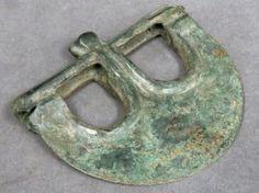 Luristan Bronze Battle Axe Head, C.1000 Bc