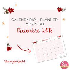 Sie - Art & Craft: Y lo mejor vendrá ♥ Arts And Crafts, Bullet Journal, December Calendar, Affirmations, Organizers, Printables, Art And Craft, Craft