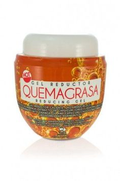 Hot Gel Reduces Accumulated fat Gel Caliente Quemagrasa