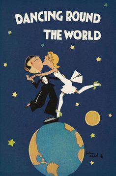 Rosebud Archives » Dancing Round the World – John Held Jr.