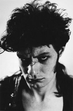 J.G. Thirlwell, 1987, photo by Richard Kern