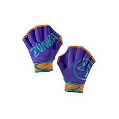 Speedo Aqua Zumba Aquatic Fitness Gloves