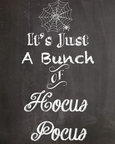 hocus pocus quotes | Posted by My Life as Whitney at 2:23 PM 1 comment: