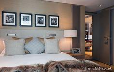 Luxury interior design by Rene Dekker Design   #interiors  #luxurydesign  #homedecor  #bedroom  #renedekkerdesign