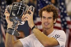 Andy Murray makes history when he becomes the first Brit to win a tennis Grand Slam in 76 years when he beats Novak Djokovic in a five set thriller in the US Open.