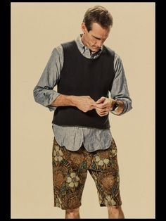 2015S/S Engineered Garments