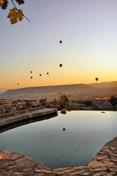 The only Relais & Chateaux hotel in Cappadocia and Turkey, the most exclusive luxury boutique cave hotel in Cappadocia with a unique living-museum concept. Honeymoon Hotels, Honeymoon Destinations, Great Places, Places To See, Roman Pool, Cave Hotel, Museum Hotel, Luxury Swimming Pools, Cappadocia Turkey