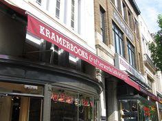 Kramerbooks & afterwords (Washington, DC) I feel smart when I walk into this store!