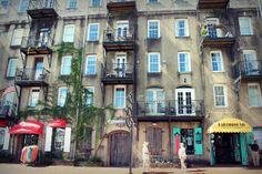 River Street buildings, cotton exchange - above -  Savannah, Georgia   Flickr - Photo Sharing!