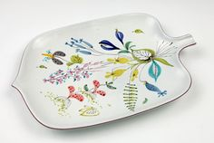 Fat - Fajans - Stig Lindberg - Gustavsberg Stig Lindberg, Ceramic Design, Vintage Pottery, Porcelain Ceramics, Scandinavian Design, Retro Fashion, Interior Decorating, Living, Retro Styles