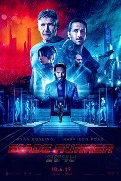Indie Movies, Sci Fi Movies, Old Movies, Action Movie Poster, Movie Poster Art, Action Movies, Indiana Jones Films, Denis Villeneuve, Blade Runner 2049
