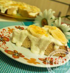 Творожно-банановая запеканка в мультиварке: рецепт с пошаговым фото