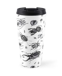 Beetle pattern - Insect collection by MonoMano